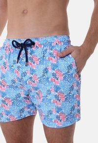 The Rocks Push - BALMORAL  - Swimming shorts - light blue - 2
