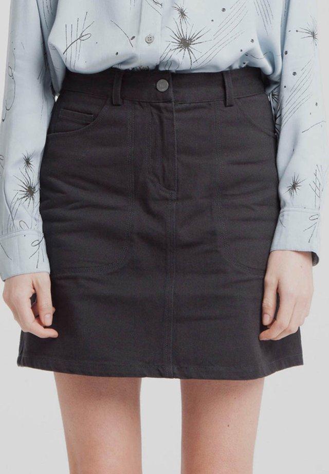 MARSHA - Mini skirt - phantom