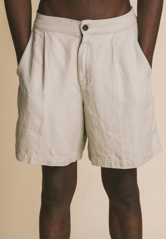 HEMP - Shorts - stone