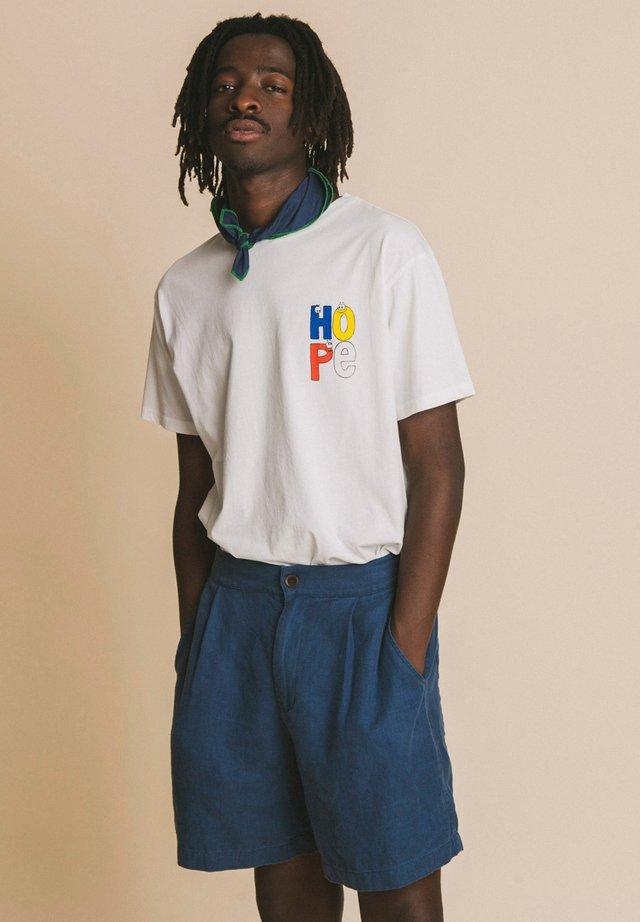 HEMP - Shorts - blue