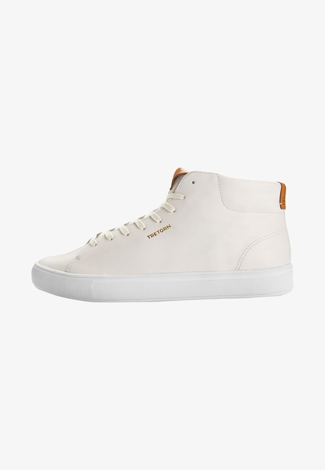 TOURNAMENT LEATHER HI WP - High-top trainers - offwhite