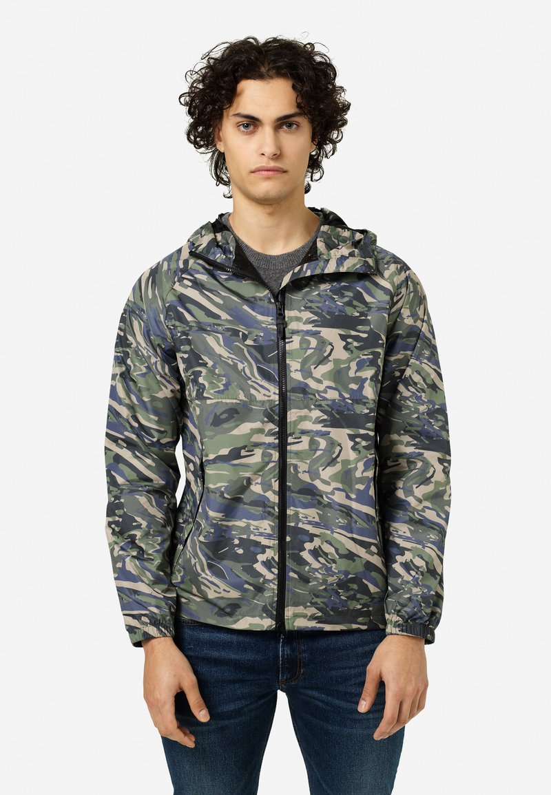 Tretorn - BLEETER - Waterproof jacket - rapa valley