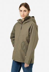 Tretorn - SAREK - Waterproof jacket - field green - 2