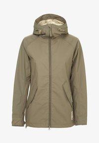 Tretorn - SAREK - Waterproof jacket - field green - 4