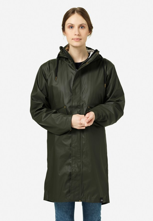 URBAN  - Parkas - forest green