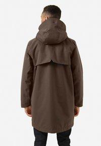 Tretorn - ARCH JKT - Winter coat - black olive - 1