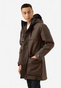 Tretorn - ARCH JKT - Winter coat - black olive - 2