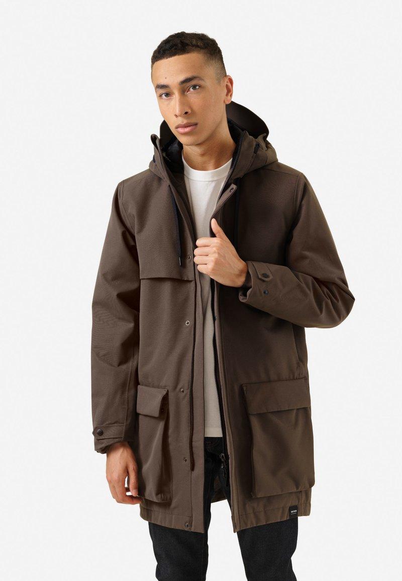 Tretorn - ARCH JKT - Winter coat - black olive