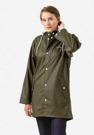 WINGS  - Parka - forest green