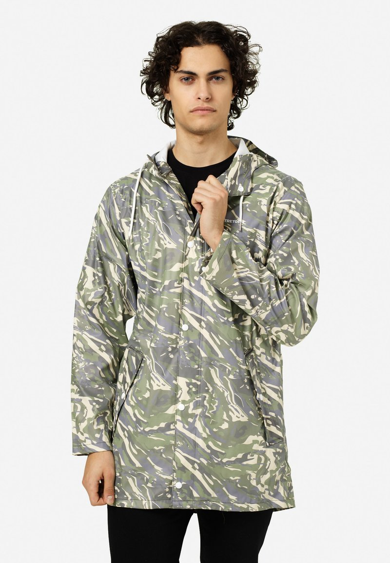 Tretorn - WINGS  - Parka - rapa valley