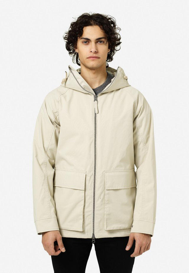 SAREK - Outdoor jacket - sand