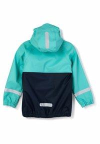 Tretorn - SET - Waterproof jacket - dark blue/light blue - 1