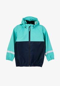 Tretorn - SET - Waterproof jacket - dark blue/light blue - 0