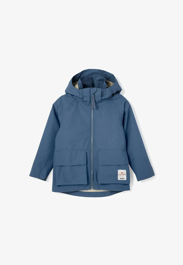 Light jacket - stone blue