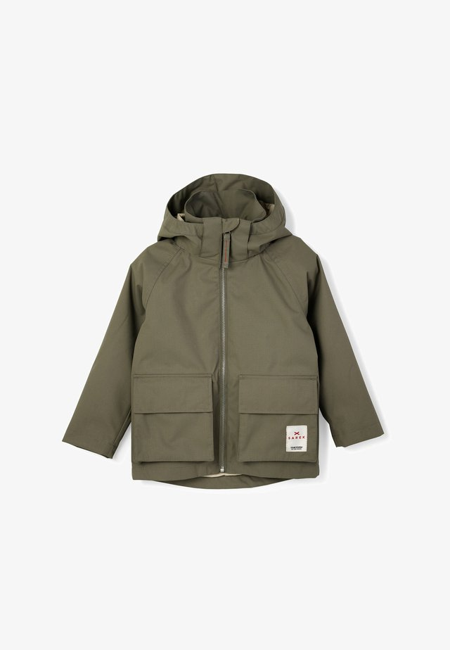 Light jacket - field green