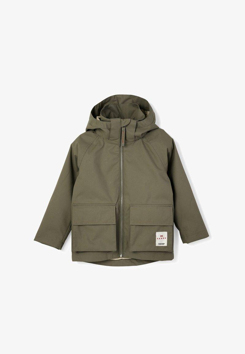 Tretorn - Light jacket - field green
