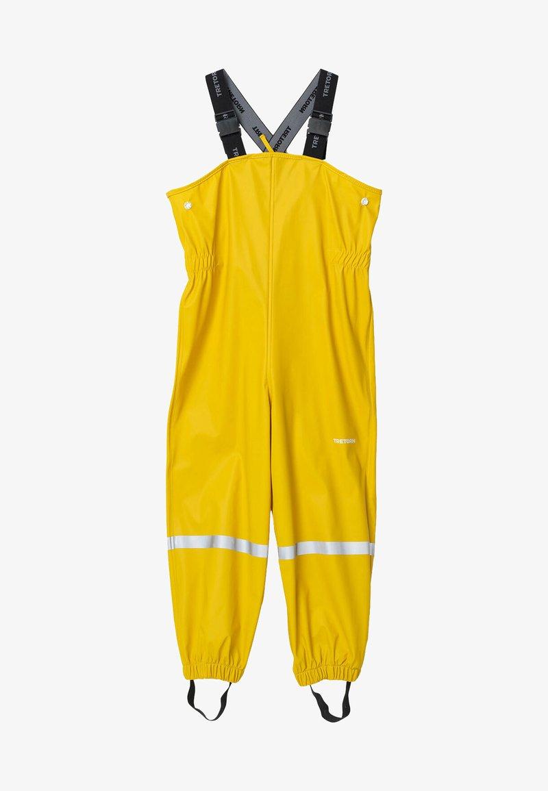 Tretorn - Snow pants - yellow