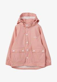 Tretorn - WINGS - Waterproof jacket - light rose - 0