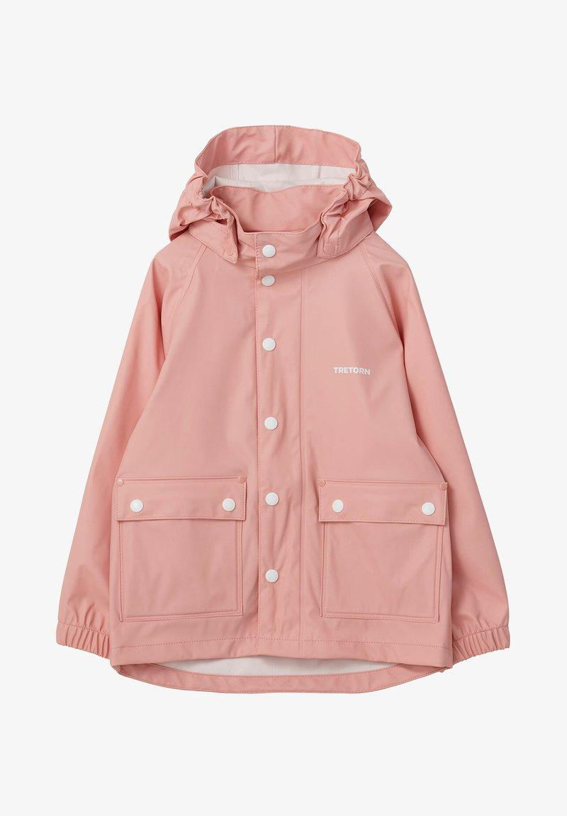 Tretorn - WINGS - Waterproof jacket - light rose