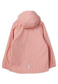 Tretorn - WINGS - Waterproof jacket - light rose - 1