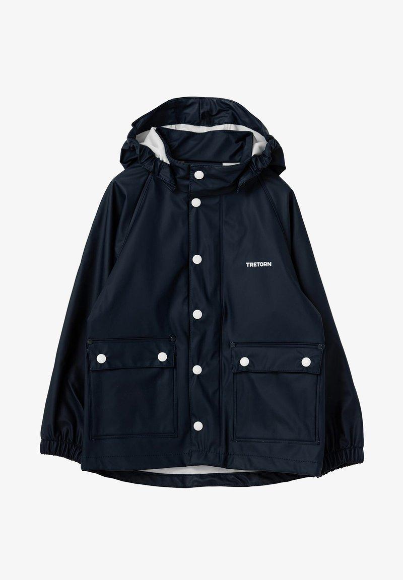Tretorn - WINGS - Waterproof jacket - navy
