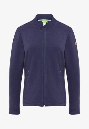 CHRISSI - Zip-up hoodie - dark blue