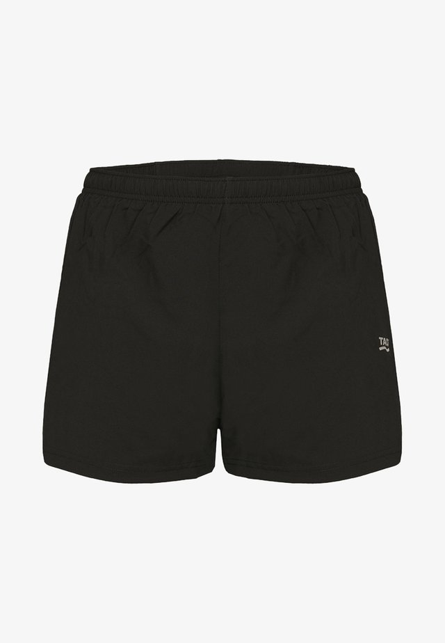 LUBI - Sports shorts - black