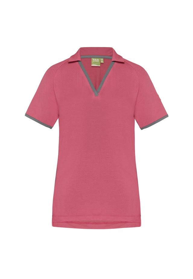 Polo shirt - art deco