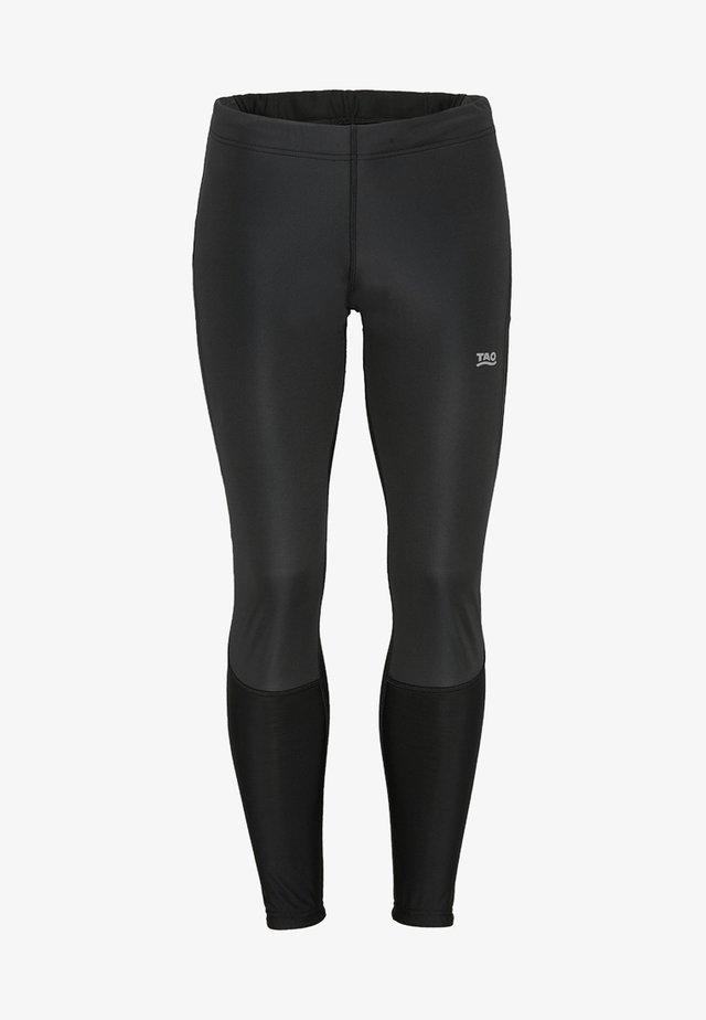 MIT WINDSTOPPER  - Leggings - black