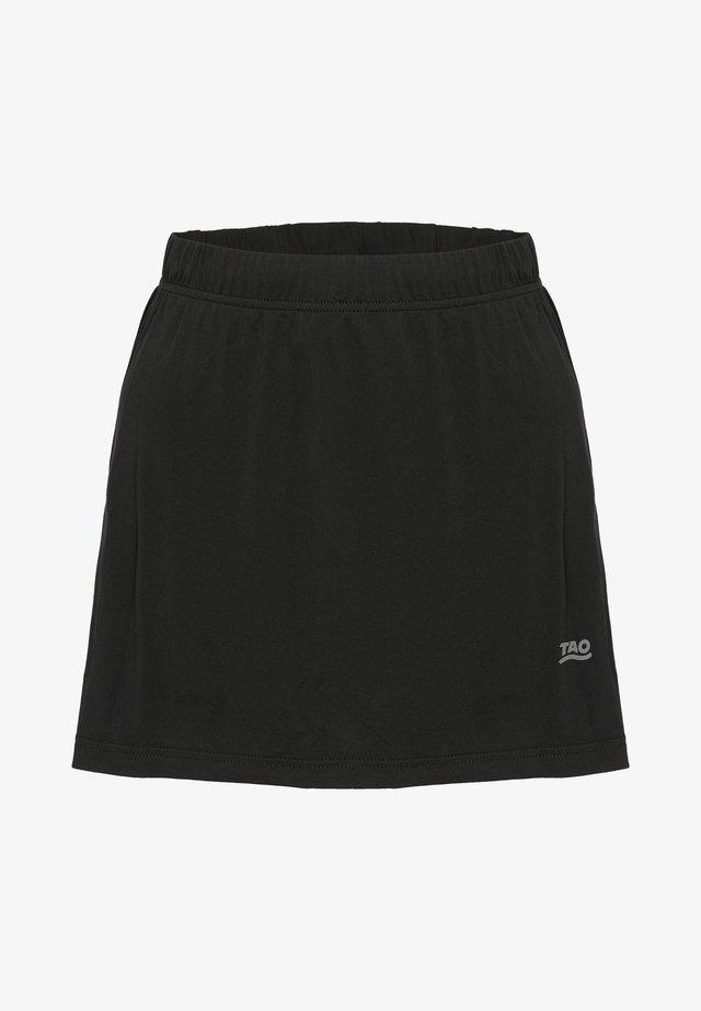 Sports skirt - black