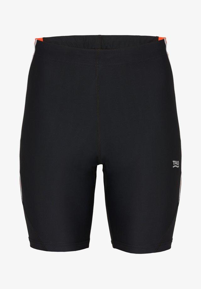 NEPTUNO - Sports shorts - black