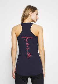 Triple2 - DEEL WOMEN TANK - Top - peacoat - 2