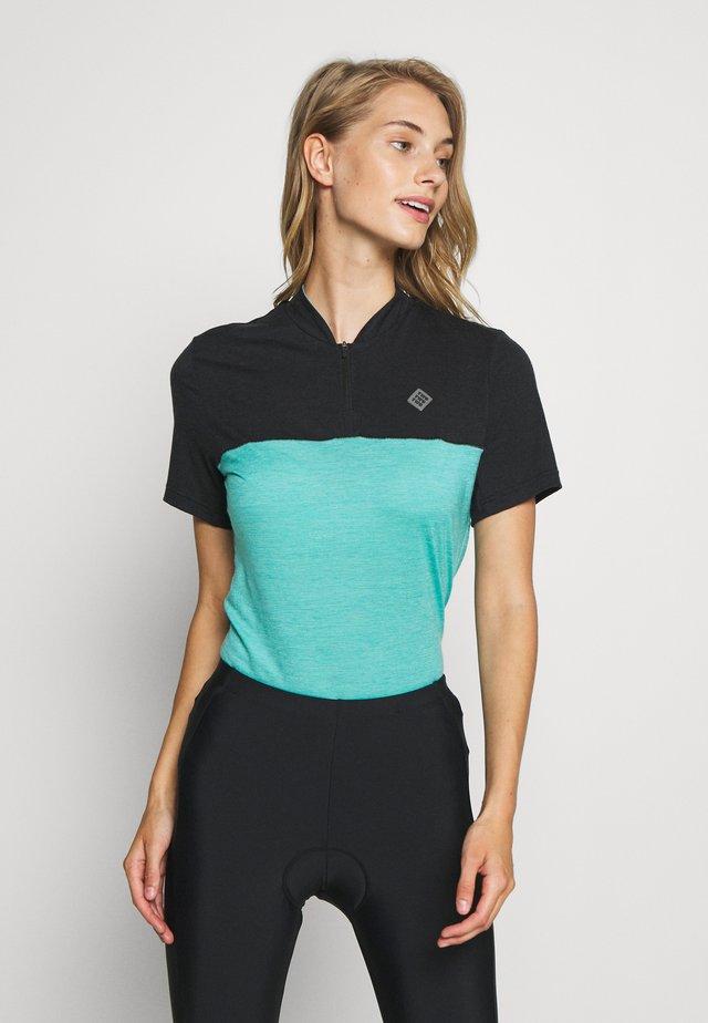 SWET NUL WOMEN - T-shirt med print - lapis