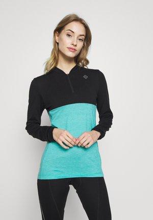 Long sleeved top - lapis