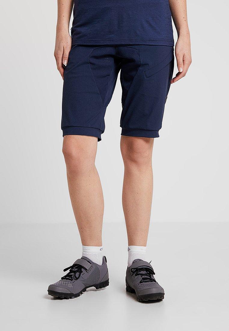 Triple2 - BARG SHORT WOMEN - kurze Sporthose - peacoat