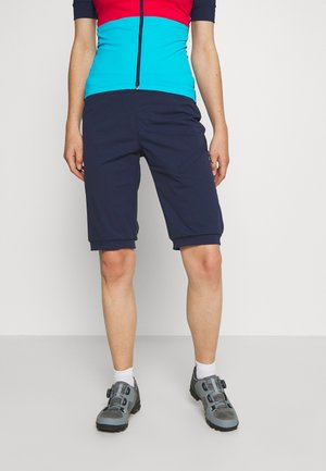 BARG NUL OCEAN WASTE SHORT WOMEN - Sports shorts - peacoat