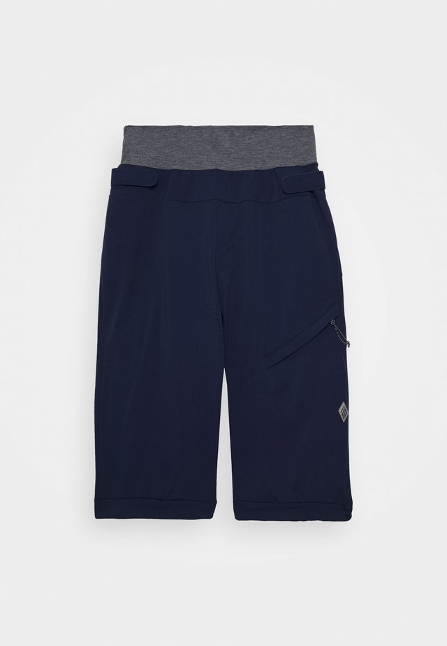 BARG OCEAN WASTE SHORT WOMEN - Sports shorts - peacoat