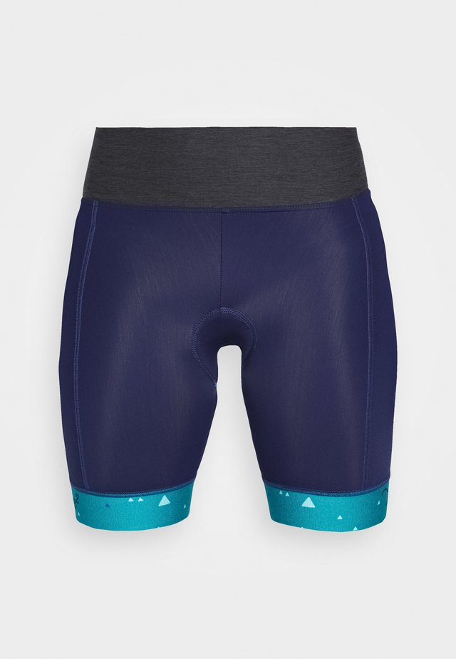 OCEAN WASTE ECONYL® WOMEN - Leggings - lapis