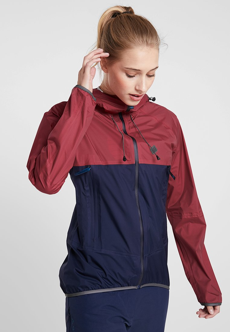 Triple2 - SMUDD JACKET WOMEN - Kuoritakki - beet red
