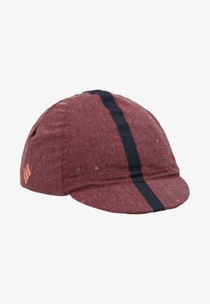 POOHL RACE WOMEN - Cap - beet red