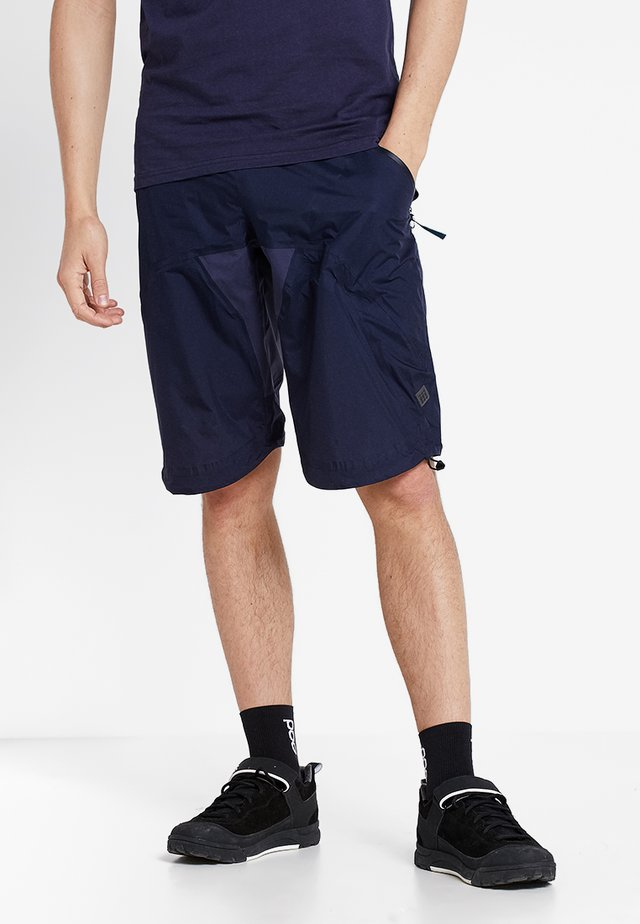 BARGDOOL MEN - Korte broeken - peacoat