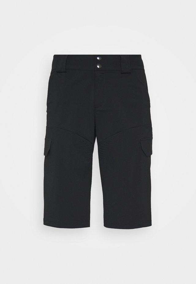 BARGUP OCEAN WASTE ECONYL® SHORT MEN - kurze Sporthose - anthracite