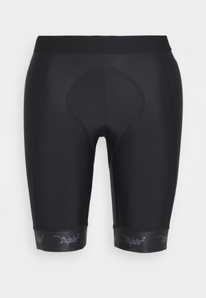 SITT NUL - OCEAN WASTE ECONYL® TIGHT  - Tights - anthracite