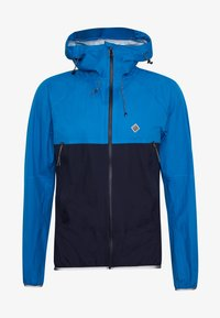 Triple2 - SMUDD SUPERLIGHT RAINJACKET MEN - Veste coupe-vent - mykonos blue - 4