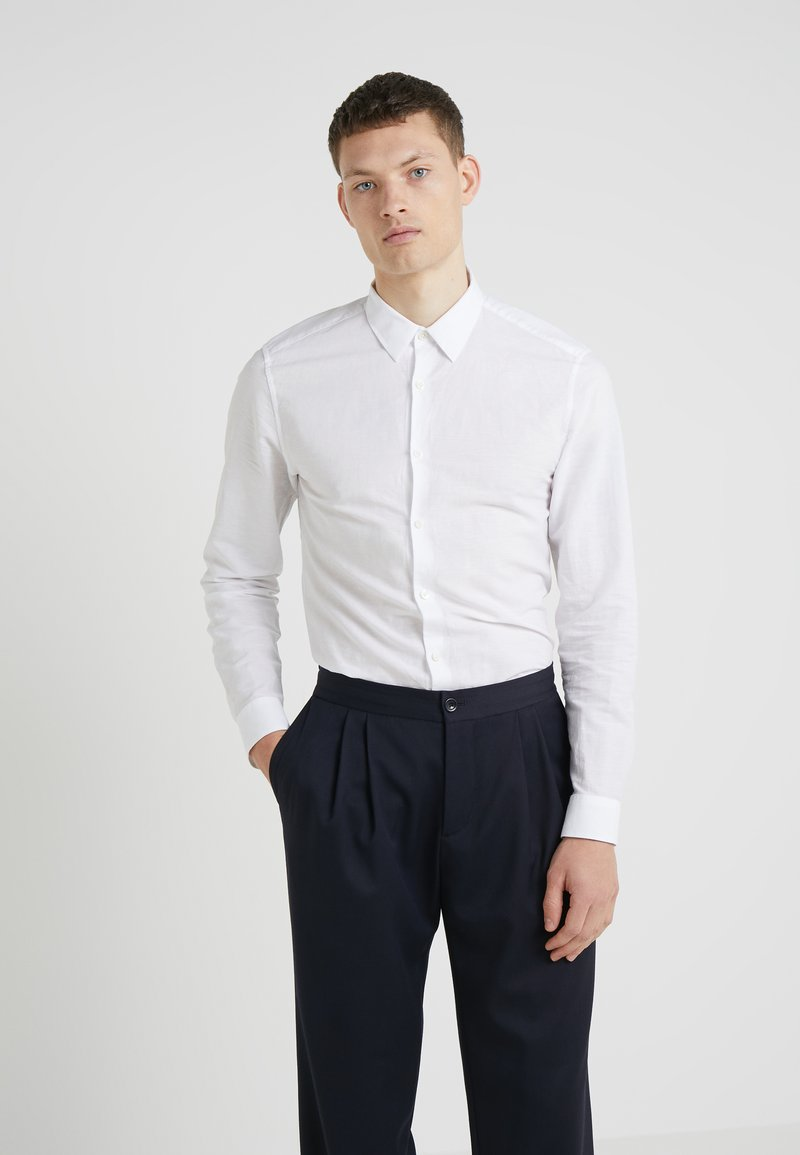 Theory - IRVING ESSENTIAL - Camisa - white