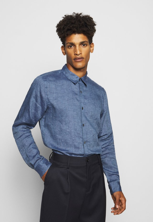 IRVING - Shirt - blue