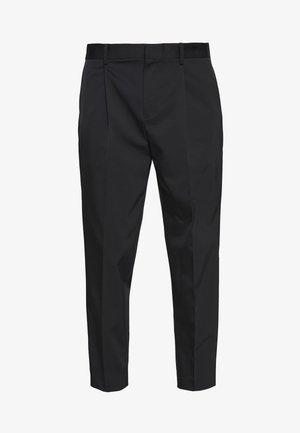 PAGE  - Pantalon classique - navy