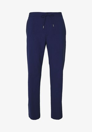 HUNTER TRACEABLE - Tracksuit bottoms - nordic