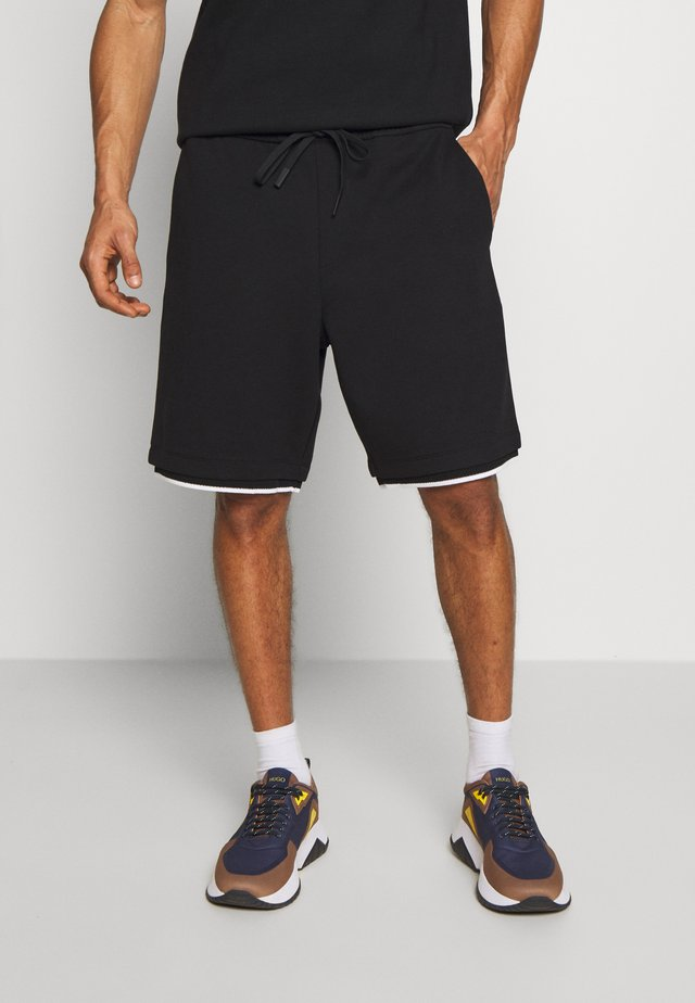 RACER RANDY - Shorts - black