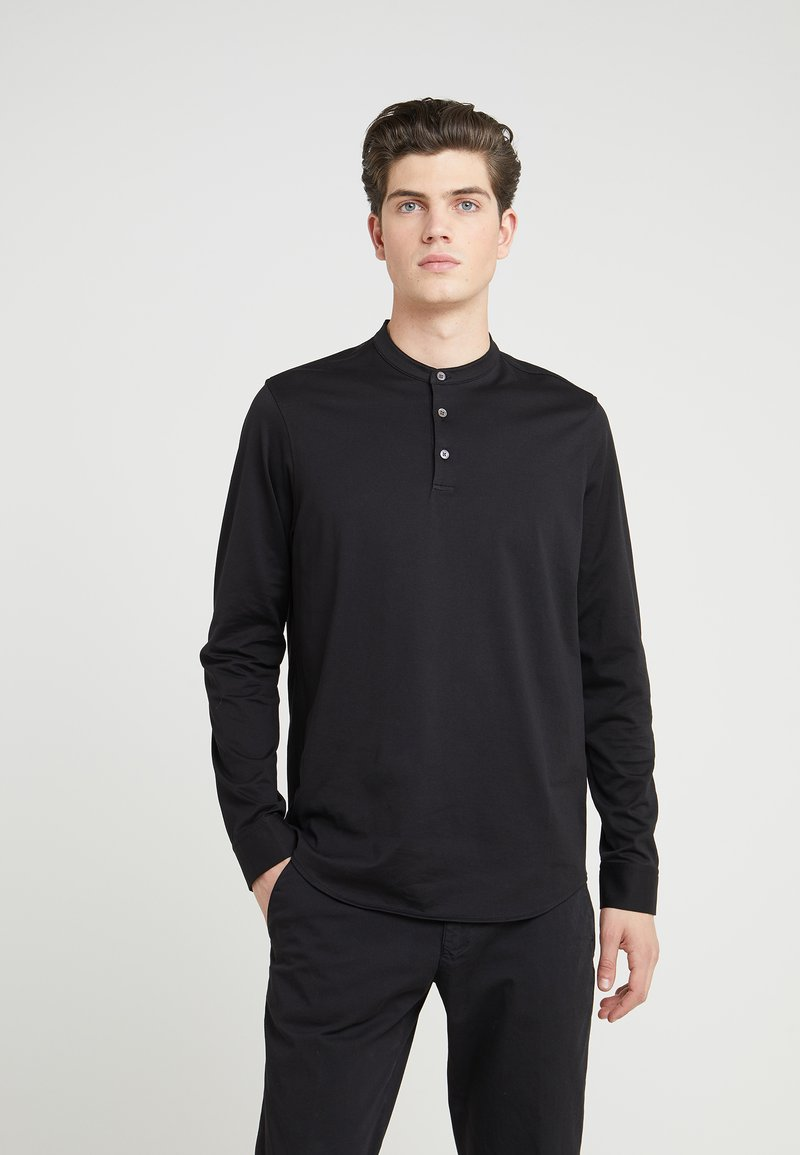 Theory - BRUNO LUXE - Long sleeved top - black